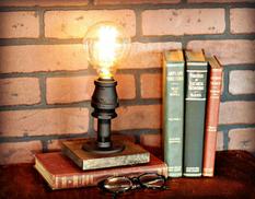 ОХО показал подборку светильников в промышленном стиле (Фото)