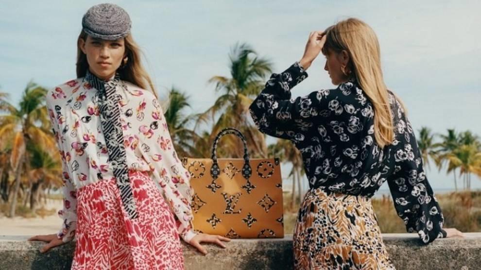 Дизайнеры Louis Vuitton презентовали новую коллекцию с animal-принтами