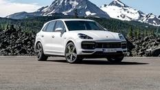 Porsche презентовала самый мощный Cayenne