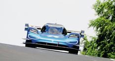 Болид Volkswagen I.D. R установил новый рекорд скорости