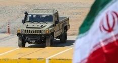 Иранскую армию снабдили новыми внедороджниками