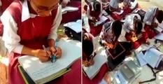 И правой, и левой: в Индии работает школа, где пытаются воспитать детей-амбидекстров