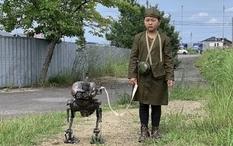 Боевые машины из будущего создал японский инженер для своего сына