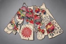 Талантливая художница возвела текстиль в ранг искусства