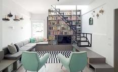 Итальянская архитектурная студия показала квартиру с выходом на крышу