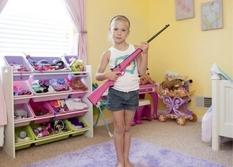 Бельгийский фотограф показала, как американские дети борятся со своими страхами