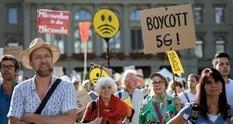 5G-бойкот: волна протестов прокатилась по Европе