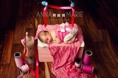 Спящие красавицы и грозные спортсмены — идеи для съемки младенцев