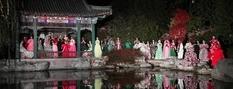 В Пекине прошел кутюрный показ Valentino