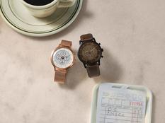 Fossil презентовала новые смарт-часы