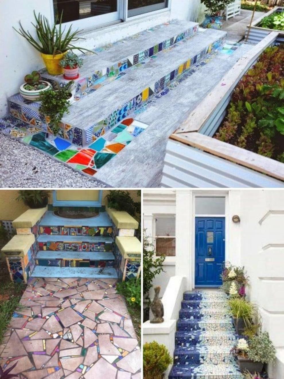 Идеи декора: дизайнеры поделились вариантами украшения дома мозаикой (ФОТО)