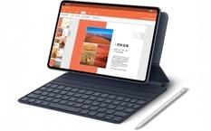 Huawei представила свой новый топовый планшет