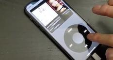 В iPhone появится колесико как в iPod Classic