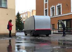 Ralient провела испытания грузовика без кабины (ВИДЕО)