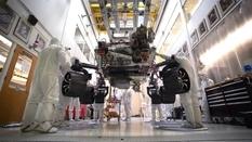 НАСА протестировало ровер, который в 2021 году высадится на Марс (ВИДЕО)