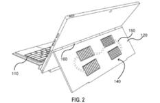 Обложку для планшета от Microsoft оснастят солнечными панелями: в сети показали патент