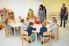 Современная материально-техническая база и подходы к обучению — первый частно-муниципальный детский сад в Виннице (Фото)
