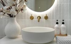 Дизайнеры подсказали 5 действий, которые помогут обновить ванную комнату