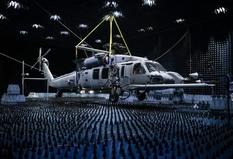 Американские ВВС протестировали вертолет HH-60W в камере без эха (Фото)
