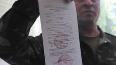 В Киеве школьник получил повестку в военкомат