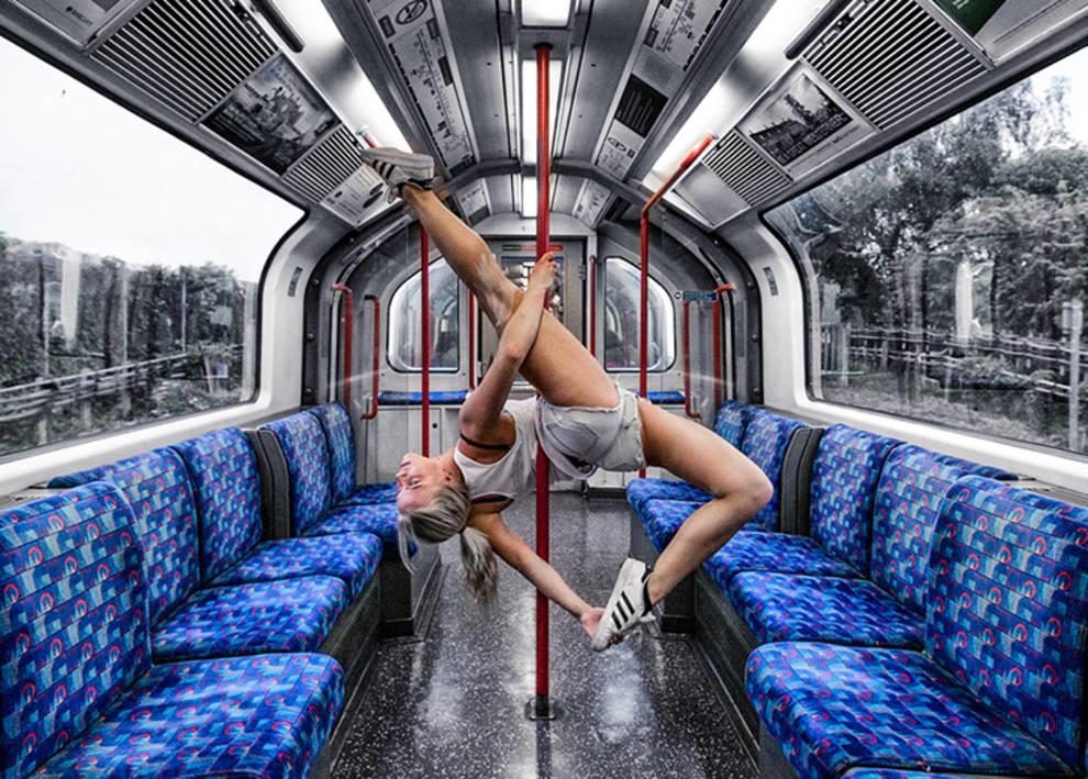 «Короли своего тела»: танцоры и спортсмены показывают свои умения публично (Фото)