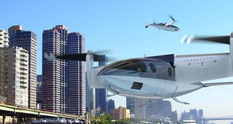 Transcend Air займется перевозкой американцев при помощи аэротакси