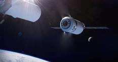 SpaceX займется грузоперевозками на окололунную станцию