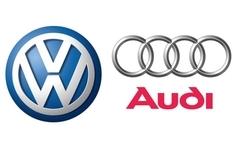 В связи с коронавирусом Audi и Volkswagen сменили логотипы (Видео)