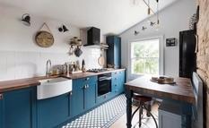 Дизайнеры рассказали, как организовать маленькую кухню без кладовой