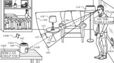 Достаточно одного взгляда: в сети появилась патентная заявка на смарт-колонку от Apple