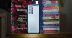 Новый смартфон Huawei оснастят встроенным градусником
