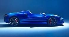 McLaren показал новый автомобиль с «виртуальным остеклением» (Видео)