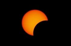 Фотографии солнечного затмения отсняли по всему миру