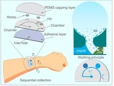 Крепится на кожу и следит за здоровьем: ученые из США разработали «умный» датчик