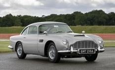 Aston Martin намерено восстановить производство культового автомобиля агента 007 (Фото, Видео)