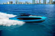 Lamborghini разработал люксовую спортивную яхту (Фото)