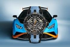 Часы, вдохновленные Lamborghini: Roger Dubuis представил свою новинку (Видео)