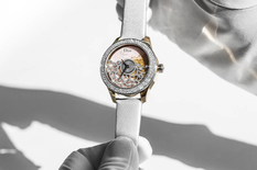 A luxury watch by Dior Horlogerie