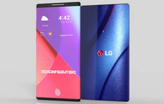LG is preparing a smartphone with two screens