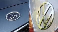 Volkswagen and Ford have teamed up to work together