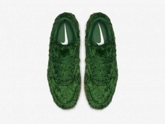 "Merging with the lawn: NIKE has released ""herbal"" sneakers"