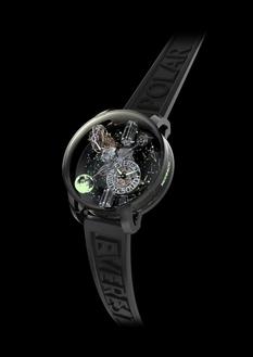 Стильные наручные часы для настоящего путешественника — новинка от Jacob & Co