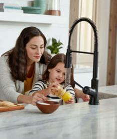Инновации в смесителях для кухни