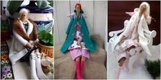 Тильдомания или как тряпичные куклы покорили сердца рукодельниц по всему миру