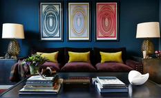 Дизайнеры интерьеров рассказали о смелых идеях для гостиной