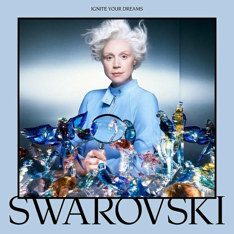 Swarovski представили рекламную компанию, отснятую в Киеве