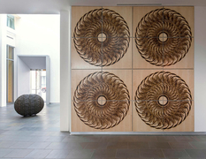 Скульптор из США создает арт-объекты из ржавых гвоздей