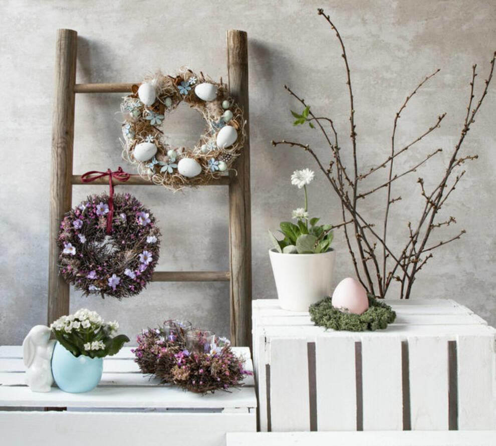 ОХО показал самый красивый пасхальный декор интерьеров