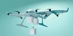 Немецкий стартап придумал дрона-курьера, который может доставить сразу 3 посылки