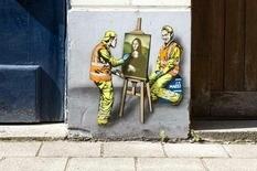 Уличное искусство как дань уважения мусорщикам